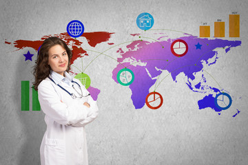 Medicine on a global scale