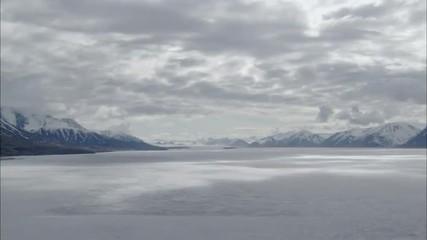 Norwegian Polar Landscape