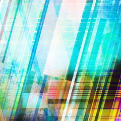 abstrakt linien streifen farbig