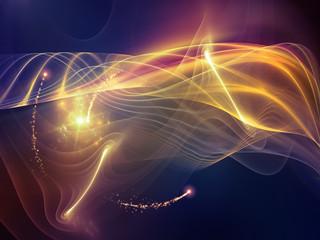 Virtualization of Waves