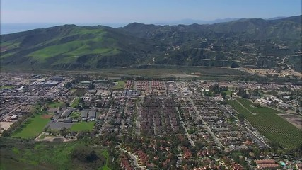 California Hills Valleys Green Residential