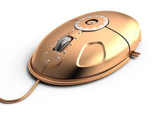 Computer mouse, 3D