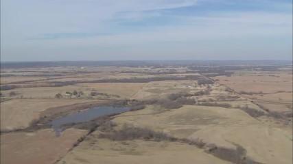Oklahoma Countryside Lakes