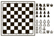Character set of chess pieces - 76701764