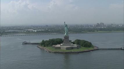 Liberty Island Statue of Liberty