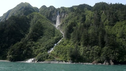 Water Cliff Mountain