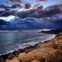 Mediterranean Storm