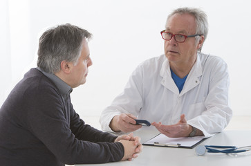 consultation senior Diabète