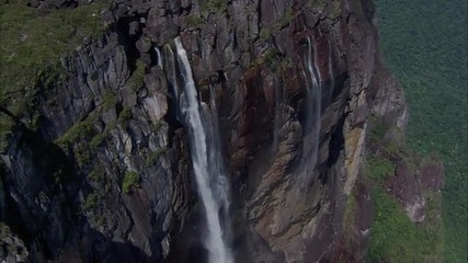 Waterfall Boulders Canyon Ridge