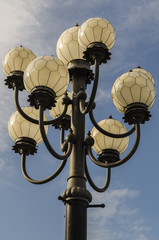 Streetlight detail