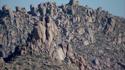 Rocky Cliff Mountain