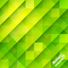 Abstract  green background.