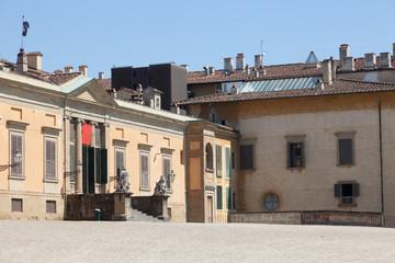 Palazzo Pitti fragment, Florence, Italy