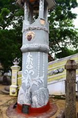 Колокольня в храме Вишну Девинувара