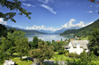 Leinwanddruck Bild - Autriche lac