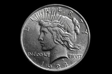 1 Доллар 1924