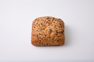 Seeds bread roll