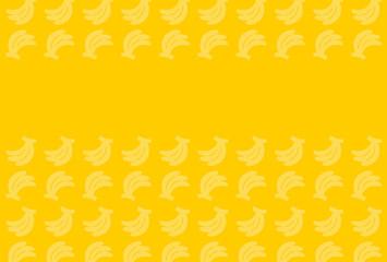 バナナの背景