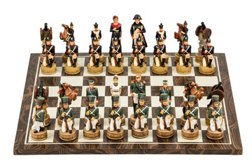 Decorative chess