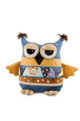 Soft pillow owl