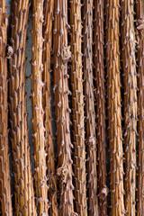 Фактурная поверхность из дерева