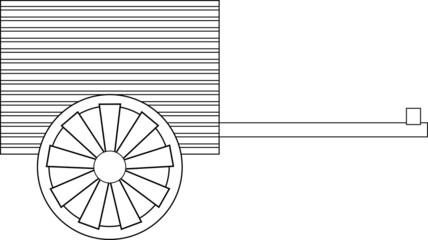 handcart vector6
