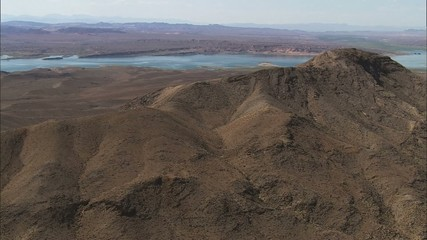 Desert Mountain Lake