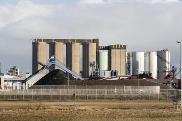 metal silos