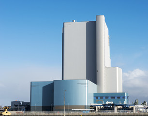 coal-fired power plant on the Maasvlakte