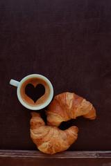 hearts coffee