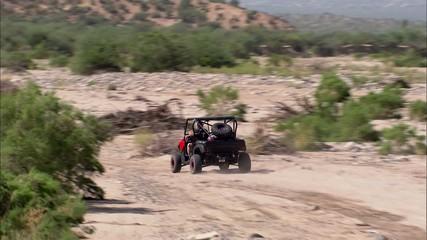 Arizona Desert Dune Buggy
