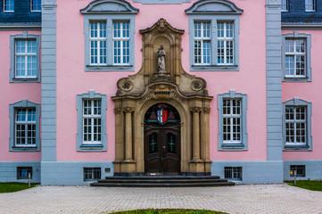 Neuss - Marianum Haupteingang