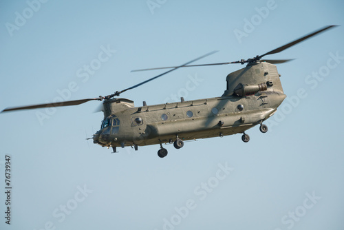 Aluminium Helicopter Chinook helicopter