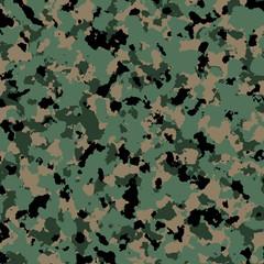 Simulate US Marine Camouflage Pattern Background
