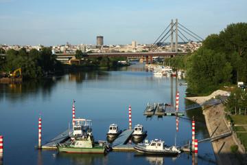 Belgrade panorama