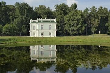 Moscow, Italian house in estate Kuskovo