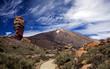 Teide Las Canadas-Los Roques Tenerife Canary Island