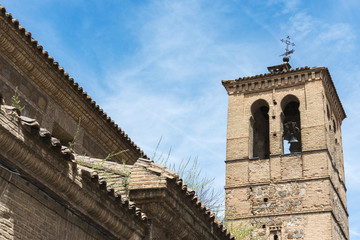 Mudejar tower, Toledo