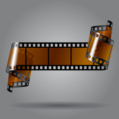 Photo film strip