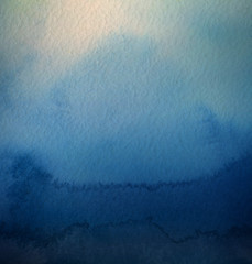 Abstract acrylic and watercolor painted background. Texture pape