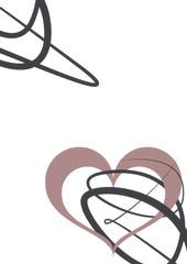 Hochzeit Herzen - Herz