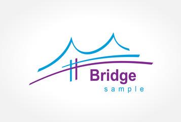 bridge symbol emblem sign