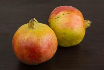 Yellow Pomegranet