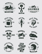 Badges Motorcycle Collections - 76758315