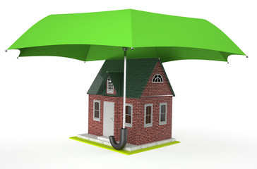 House security and protection concept 2