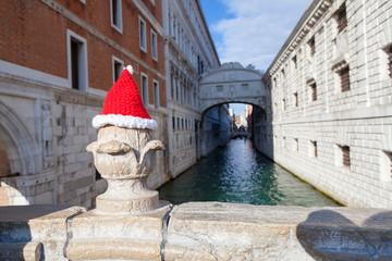 Natale a Venezia, ponte dei sospiri