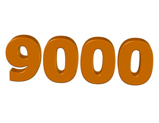 kahve renkli 9000