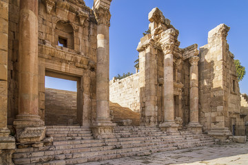Artemistempel in Jerash