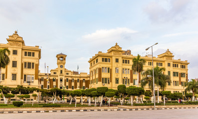 Cairo Governorate palace - Egypt
