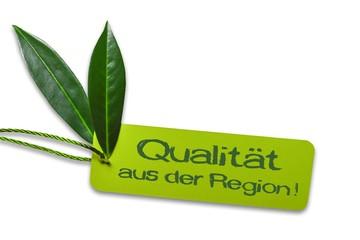 Qualität aus der Region!